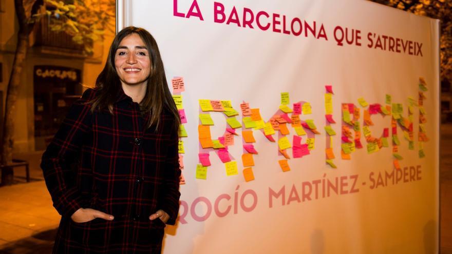Martínez-Sampere abre campaña de las primarias del PSC bajo el lema 'La Barcelona que se atreve'