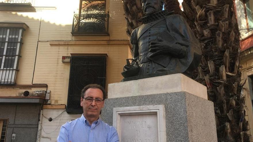 Descubierta otra firma de Miguel de Cervantes en Sevilla