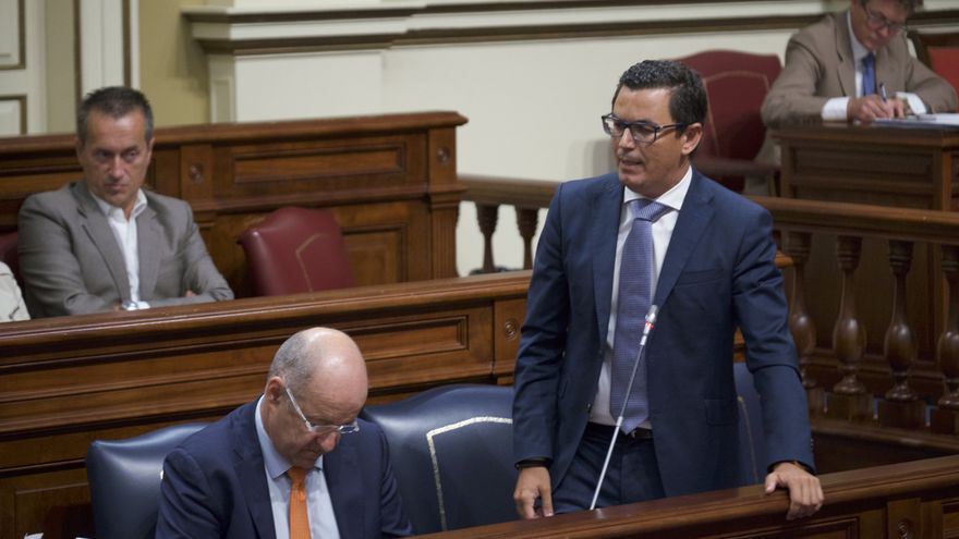 El vicepresidente del Ejecutivo, Pablo Rodríguez.