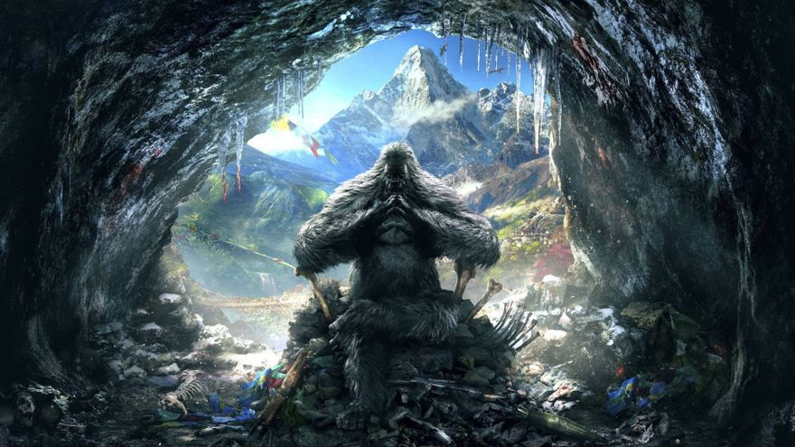 Far Cry 4: El Valle de los Yetis