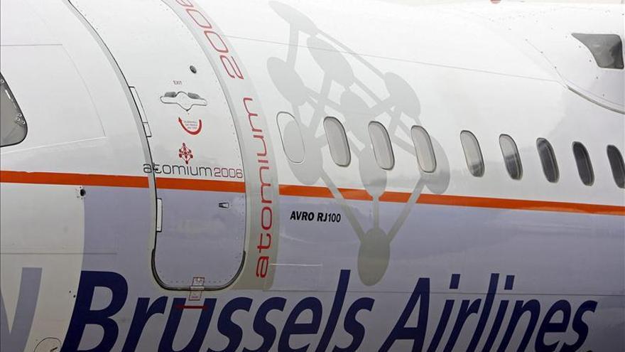Los pilotos de Brussels Airlines amenazan con iniciar una huelga mañana