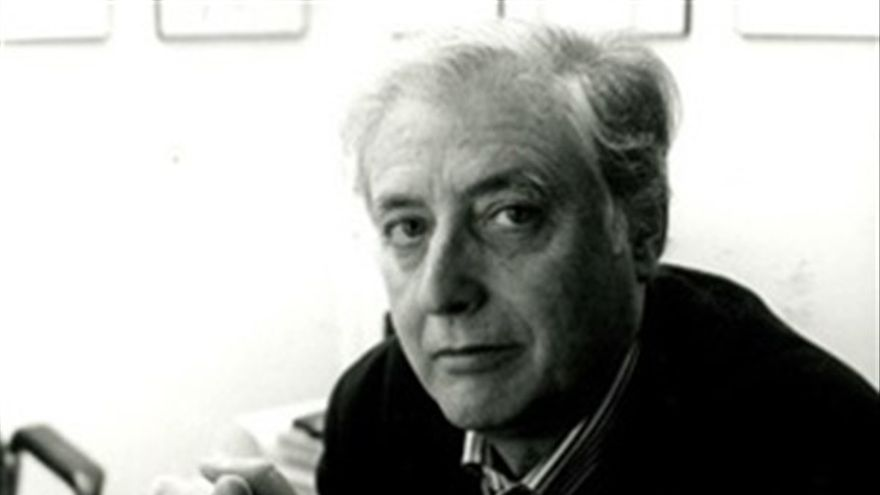 El poeta Lluís Alpera