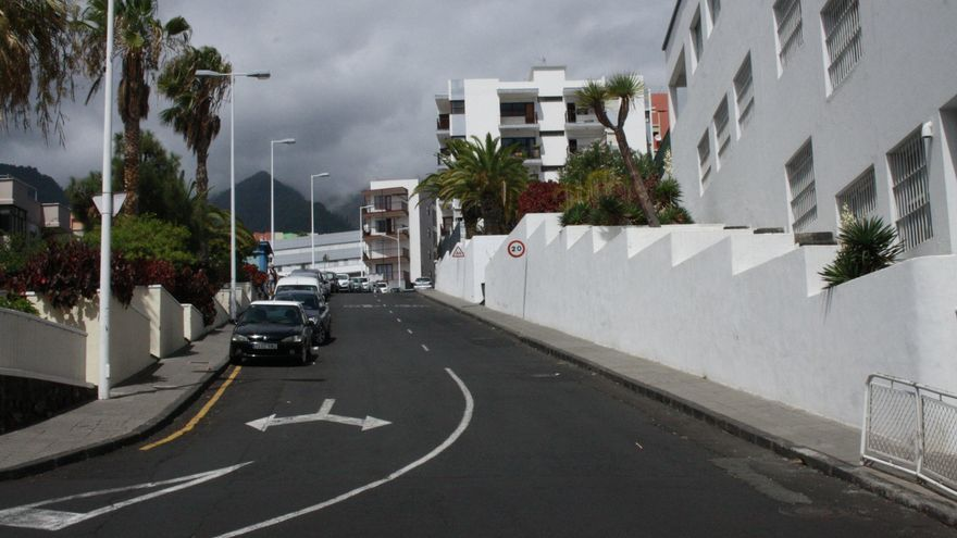 En la imagen, calle El Pilar.