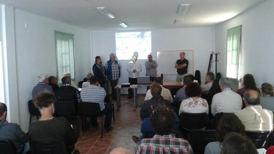 Las IV Jornadas Formativas de Apicultura se han celebrado en la Casa de la Miel de Tijarafe.