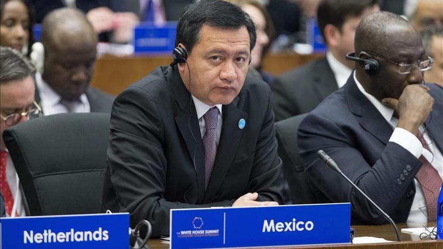 México pide soluciones integrales para prevenir el problema de las drogas