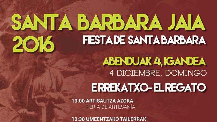 El Regato homenajea este fin de semana su pasado minero con la segunda edición de la fiesta de Santa Bárbara