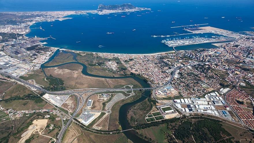 recinto fiscal Bahía Algeciras