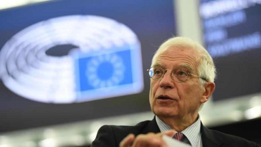 Borrell: La UE debe estar dispuesta a asegurar con soldados una tregua en Libia