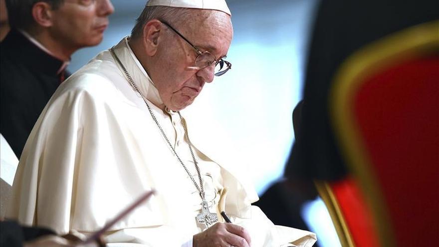 El Papa: Sería catastrófico que la COP21 se limitara a intereses particulares