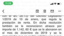 La Junta de Castilla y León deja sin renta garantizada a una familia con tres niños por presentar la solicitud en el día en que se le indicó