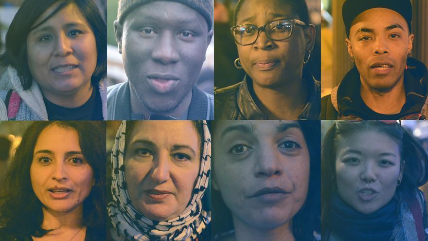 Voces contra el racismo