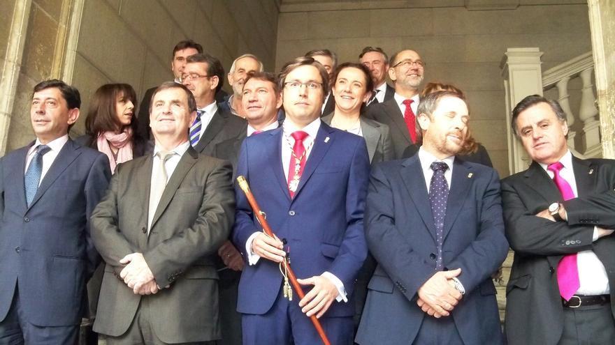 """Orejas pide """"disculpas"""" por """"las conductas impropias"""" que han manchado el nombre de la Diputación de León"""