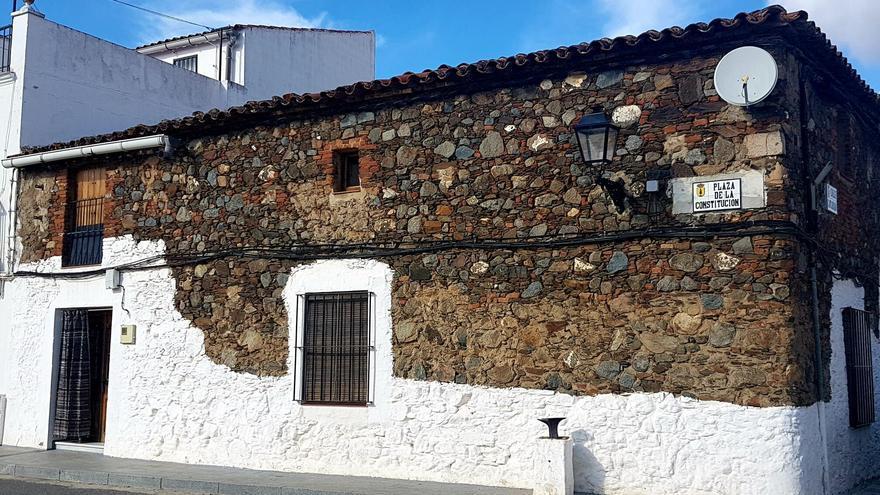 La casa de El Ronco