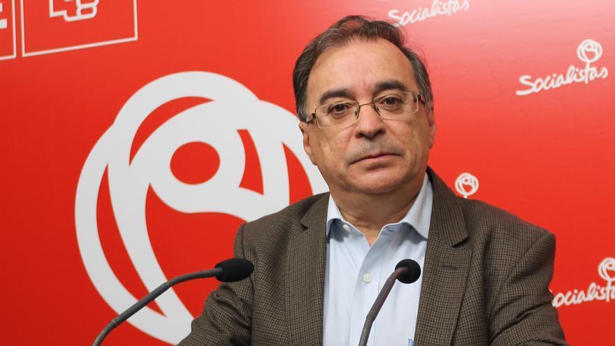 Fernando Mora, portavoz de Sanidad del PSOE-CLM / Foto: PSOE