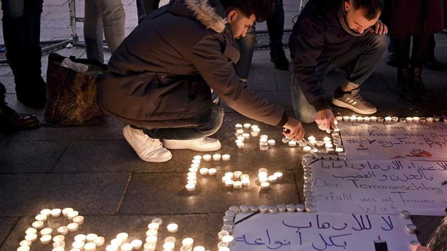 """Donald Trump califica el atentado en Berlín de """"ataque a la humanidad"""""""