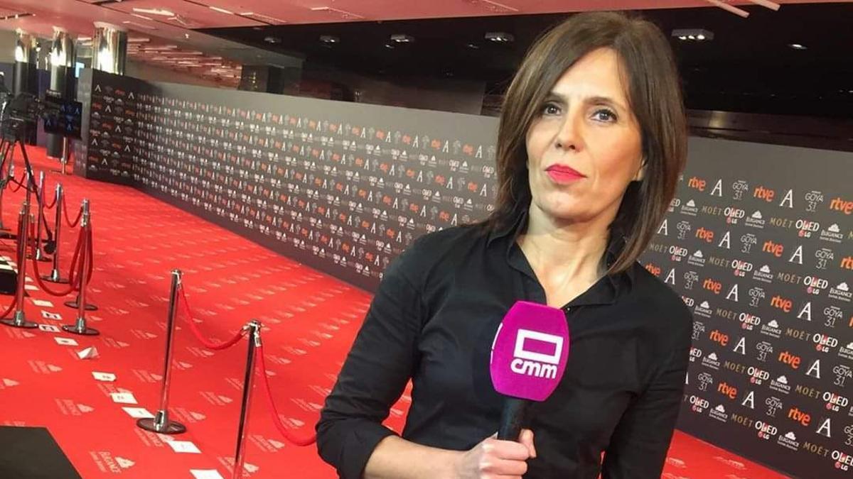 La periodista de CMMedia, Mercè Ros, ganadora del I Premio Periodístico 'Luisa Alberca'