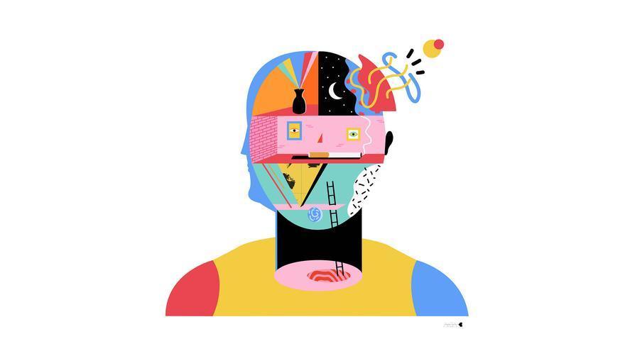 Ilustración de la diseñadora gráfica madrileña Alba Blázquez