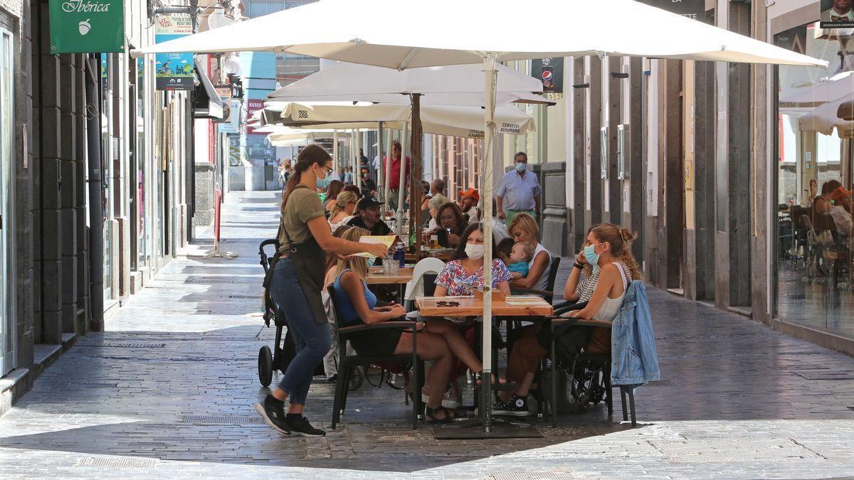 Terraza en Las Palmas de Gran Canaria