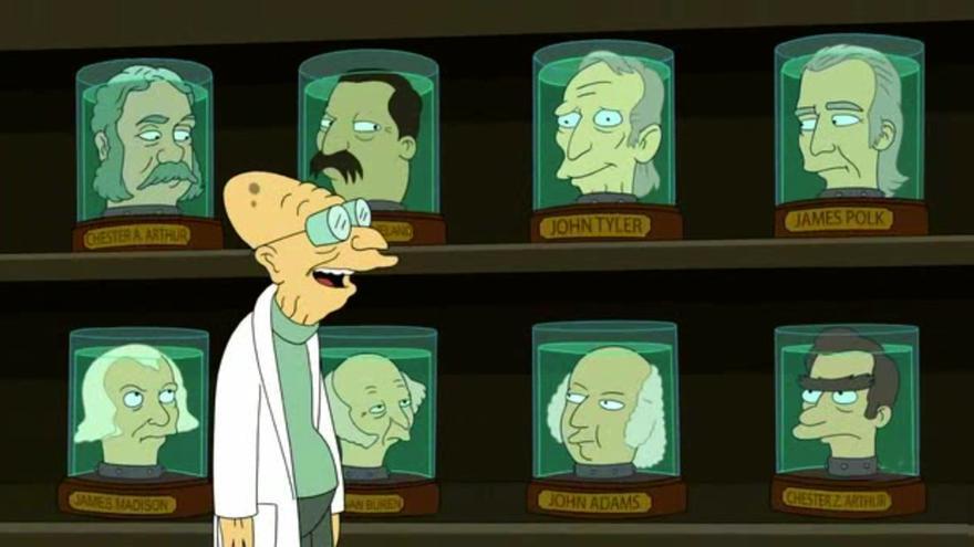 La inmortalidad podría ser ligeramente distinta a como la pintaba Futurama