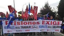 Los funcionarios de prisiones irán a la huelga seis días ante el fracaso de la negociación sobre equiparación salarial