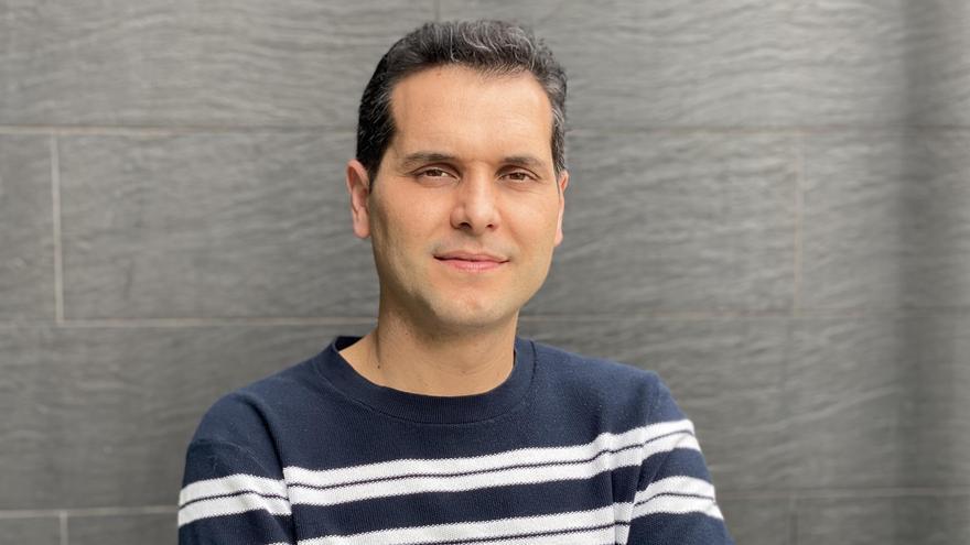 Alfonso Senovilla, veterinario