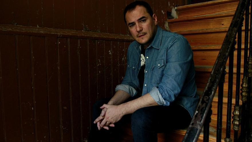 El cantautor Ismael Serrano (3). \ Marta Jara