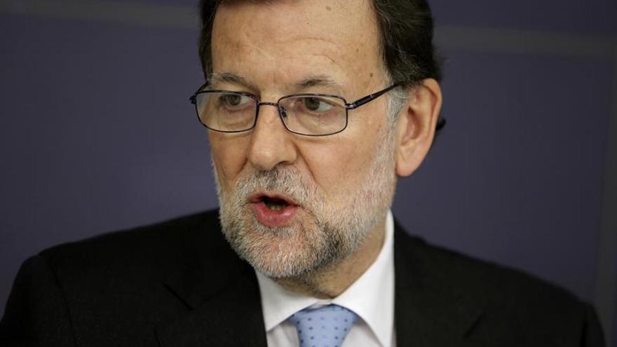 Rajoy advierte a las administraciones que no es el momento de subir impuestos