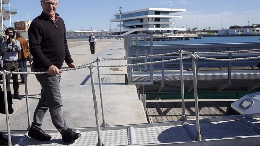La Marina Real Juan Carlos I de Valencia pasa a llamarse Marina de València
