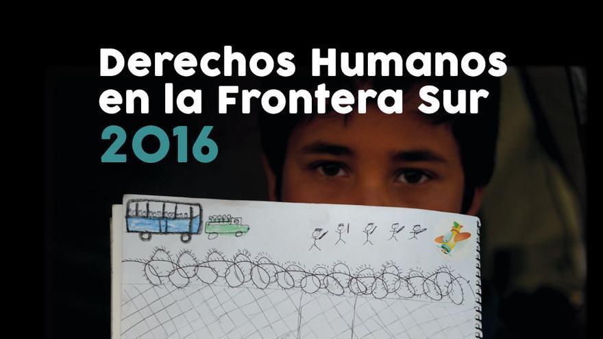 Informe APDHA Frontera Sur 2016