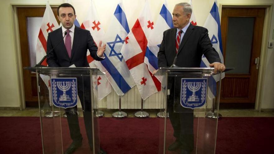 Netanyahu subraya que la paz exige reconocer a Israel como estado judío