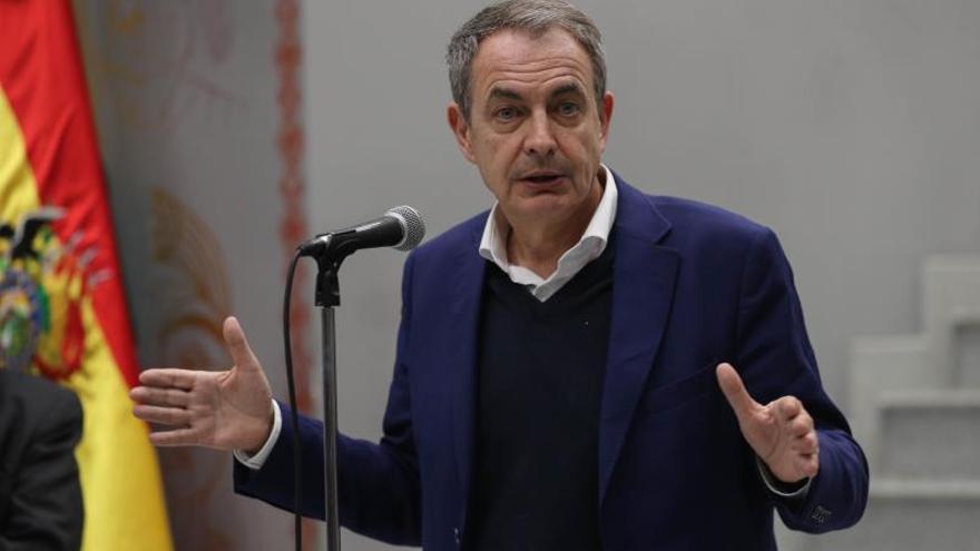 Rodríguez Zapatero confía en mediación noruega para una salida en Venezuela