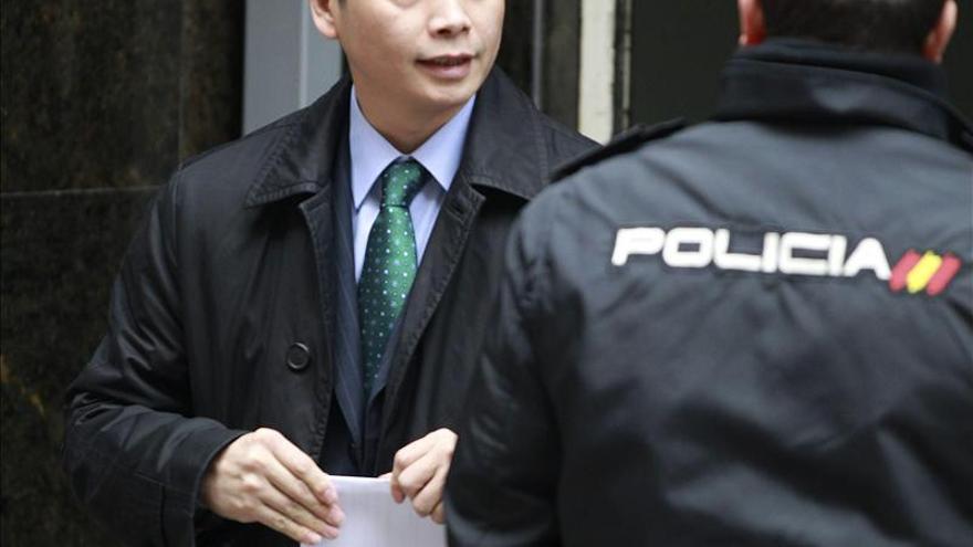La Audiencia confirma la prisión de Gao Ping porque puede influir en los testigos
