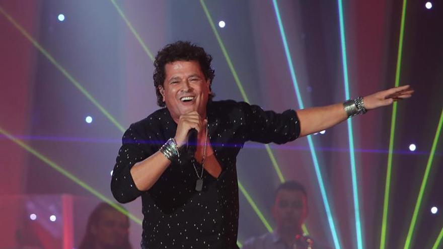 Carlos Vives anuncia una gira por siete ciudades estadounidenses en septiembre