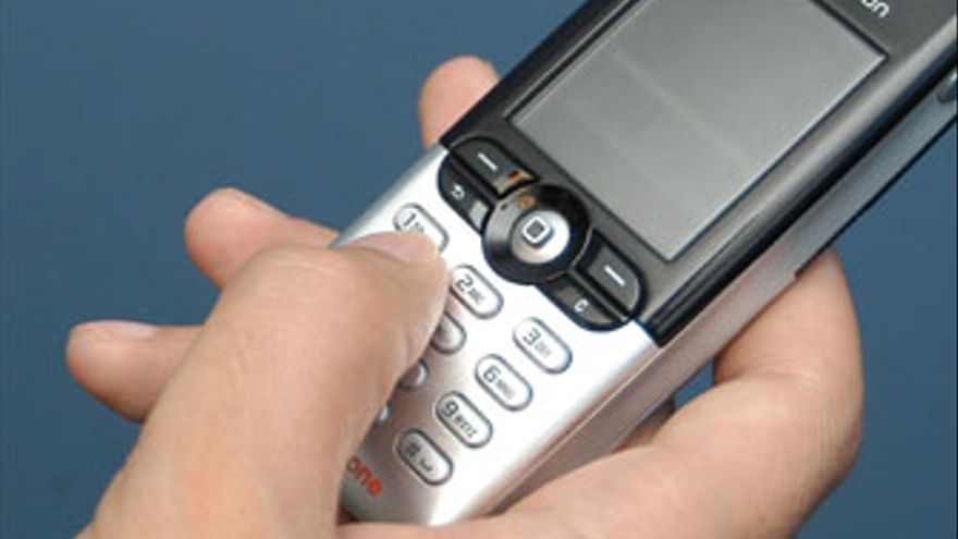 El 29% de los menores de nueve años tiene móvil