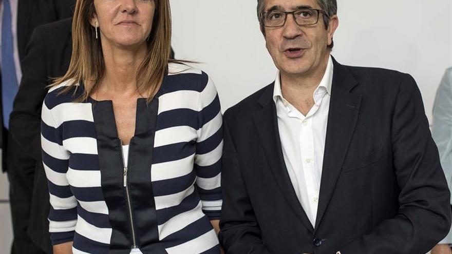 Patxi López: la obligación del PSOE es no permitir que Rajoy siga gobernando