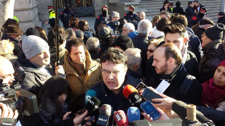 Nuet (SíQueEsPot) ve intolerable y autoritario el juicio por el 9N