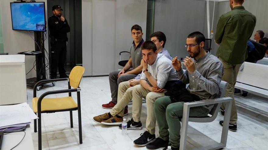 El fiscal de sucesos de Pamplona: Terrorismo es más que una banda de pistoleros