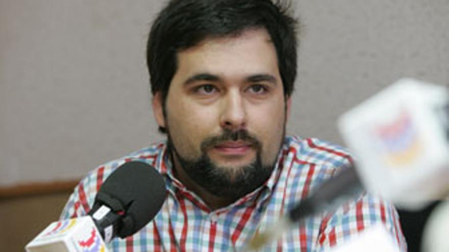 Francisco José Benítez Cambreleng, denunciante del 'caso Grupo Europa' en Telde y Mogán. (CANARIAS AHORA)