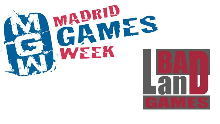 Madrid Games Week BadLand Games