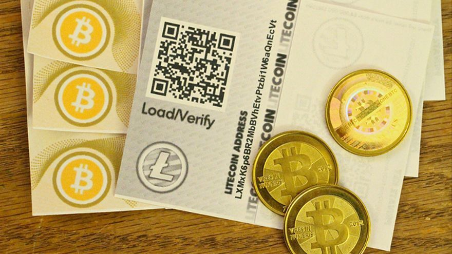 Bitcoin, la moneda virtual (Foto: Zcopley)