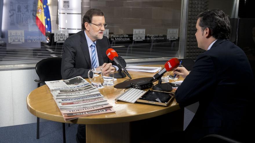 """Rajoy cree que va a tener un """"apoyo muy mayoritario"""" por parte de los españoles"""