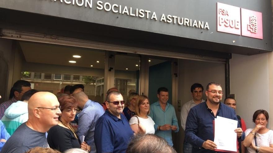 Adrián Barbón, aspirante a liderar la FSA-PSOE inicia hoy su recorrido por las agrupaciones socialistas de Asturias