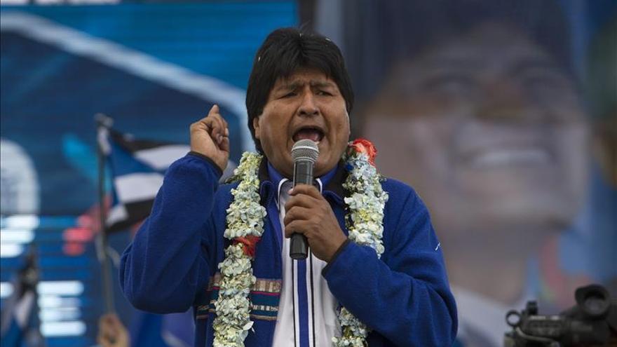 Normalidad y alta participación superado ya el ecuador de comicios en Bolivia