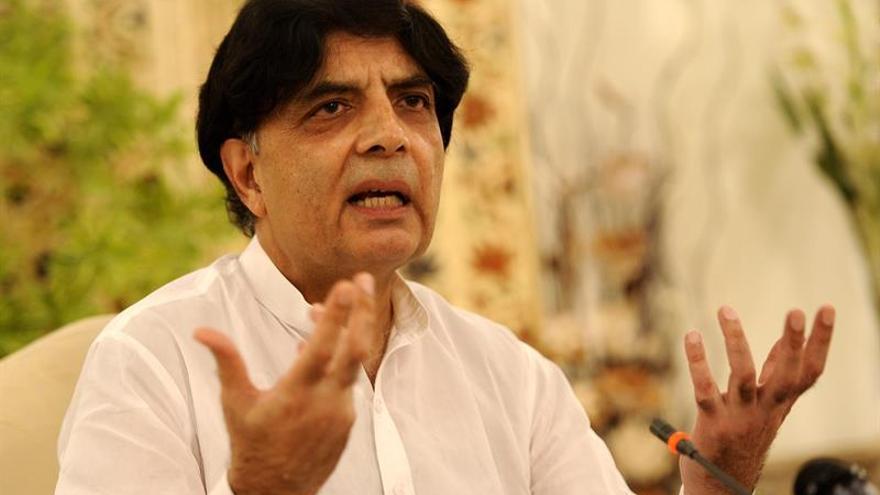 Pakistán estima que hay 45 grupos terroristas en su territorio pero no el EI