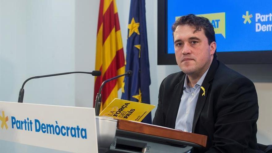 El PDeCAT respeta acciones de CDR si son pacíficas pero pide unidad soberanista