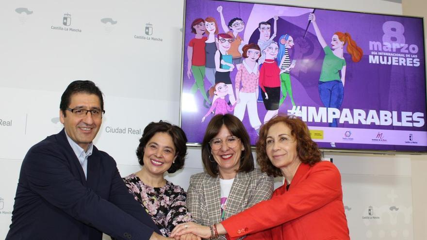 Presentación de los premios del Día Internacional de la Mujer