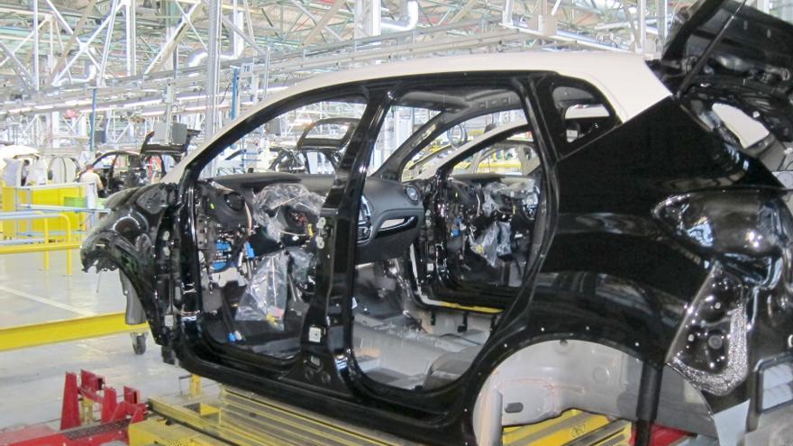 La producción industrial de Euskadi cae un 1,8% en noviembre, respecto al mismo mes de 2012