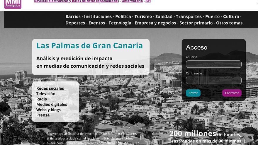El observatorio mediático y social de Las Palmas de Gran Canaria