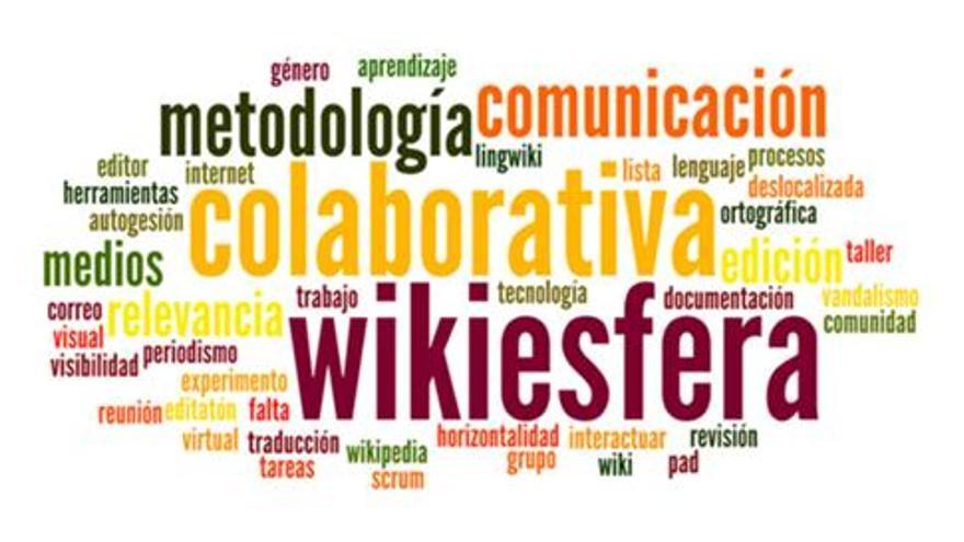 El grupo de trabajo Wikiesfera