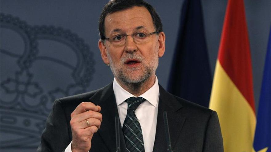Rajoy avisa de que el Gobierno intentará impedir los homenajes a etarras